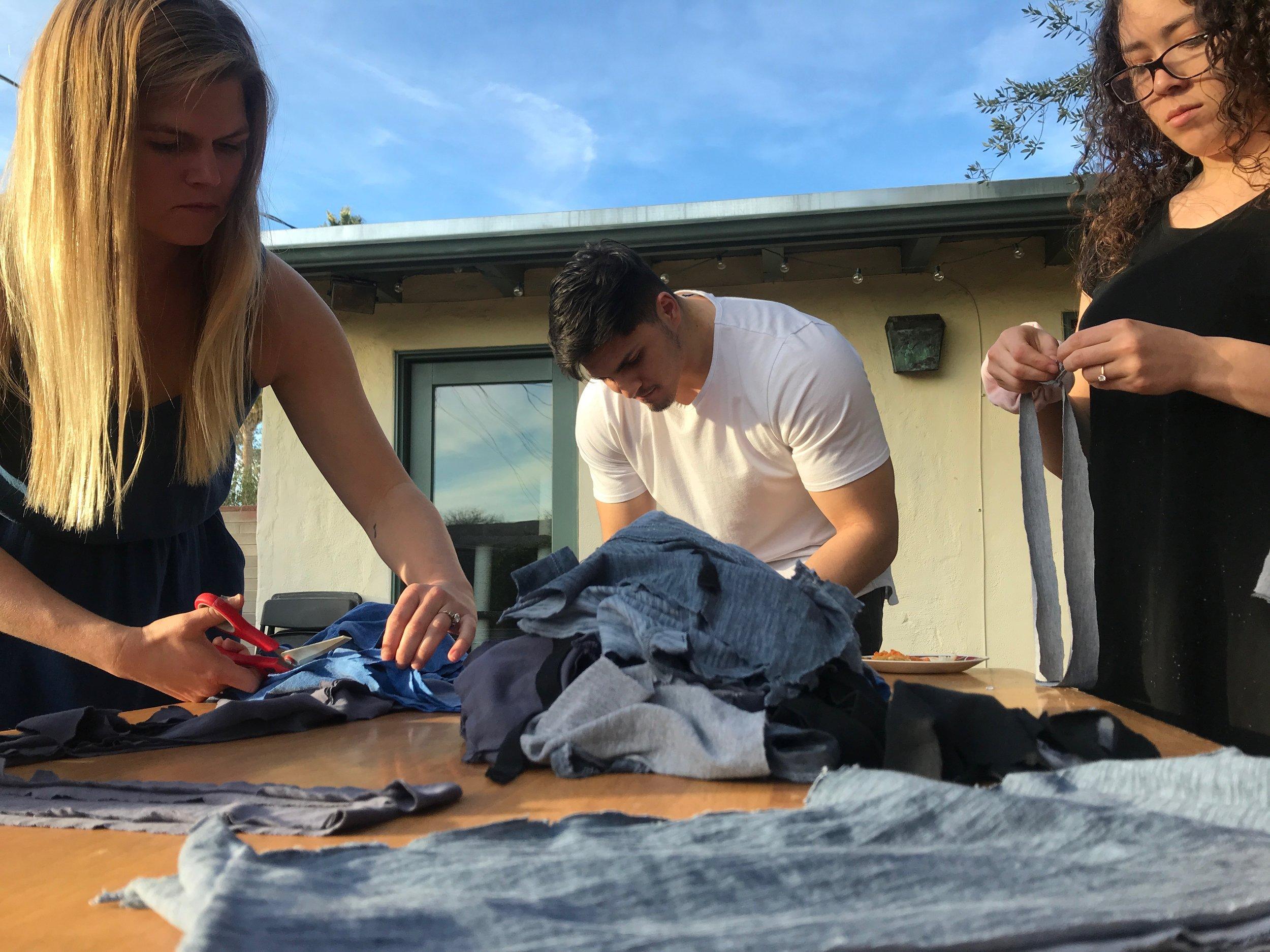 Zero Waste Textiles Event in Tucson, AZ