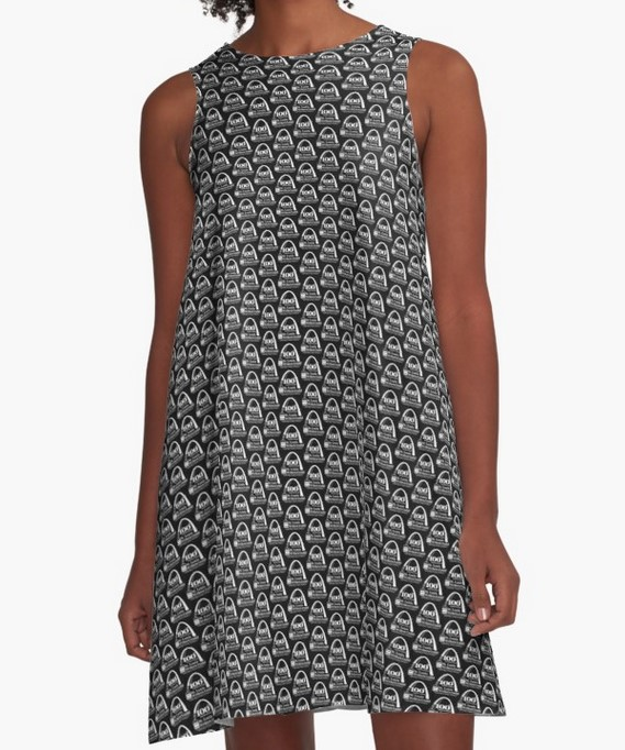 SLWG 100th Anniv A-Line Dress - $47.91