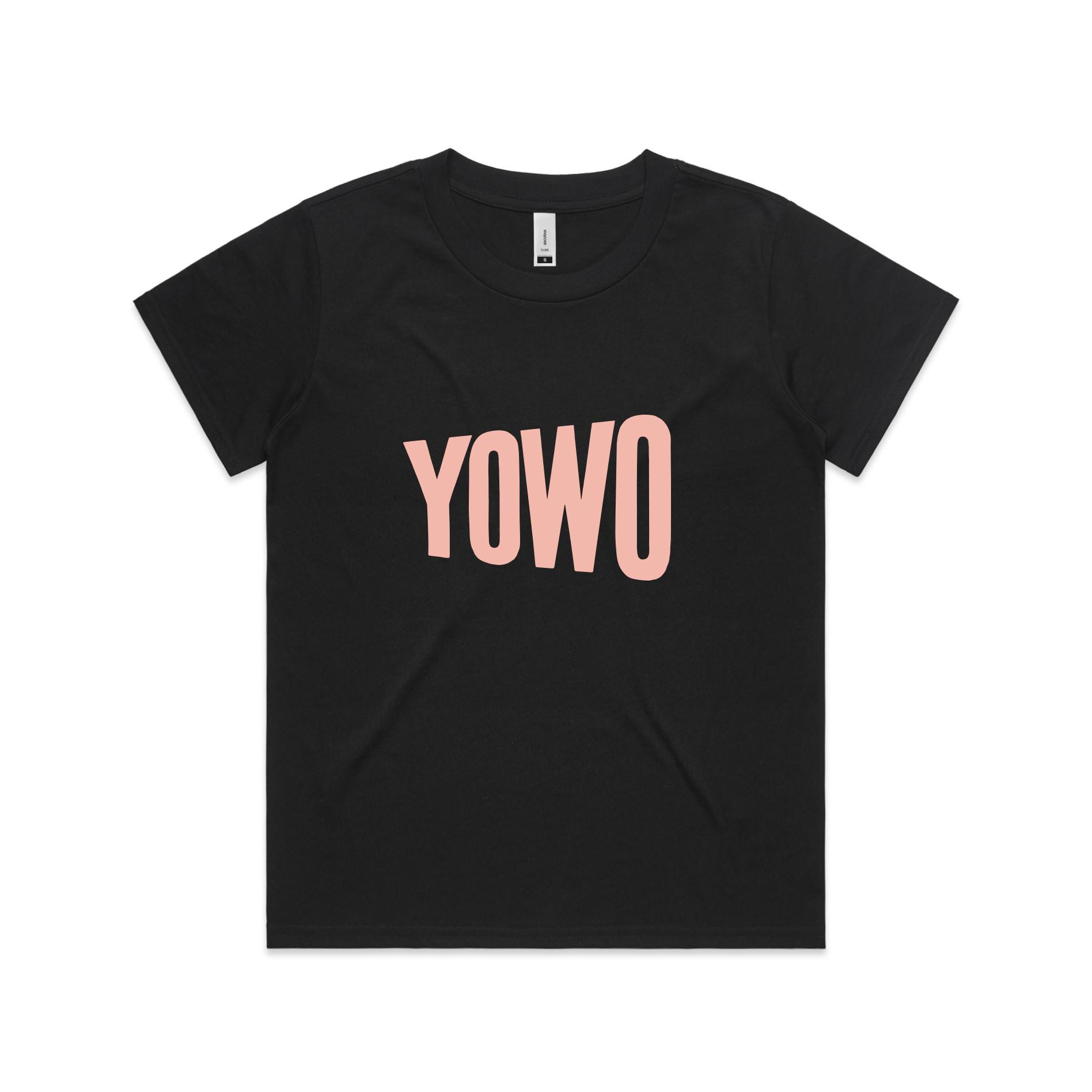 BUY YoWo Tee - $25