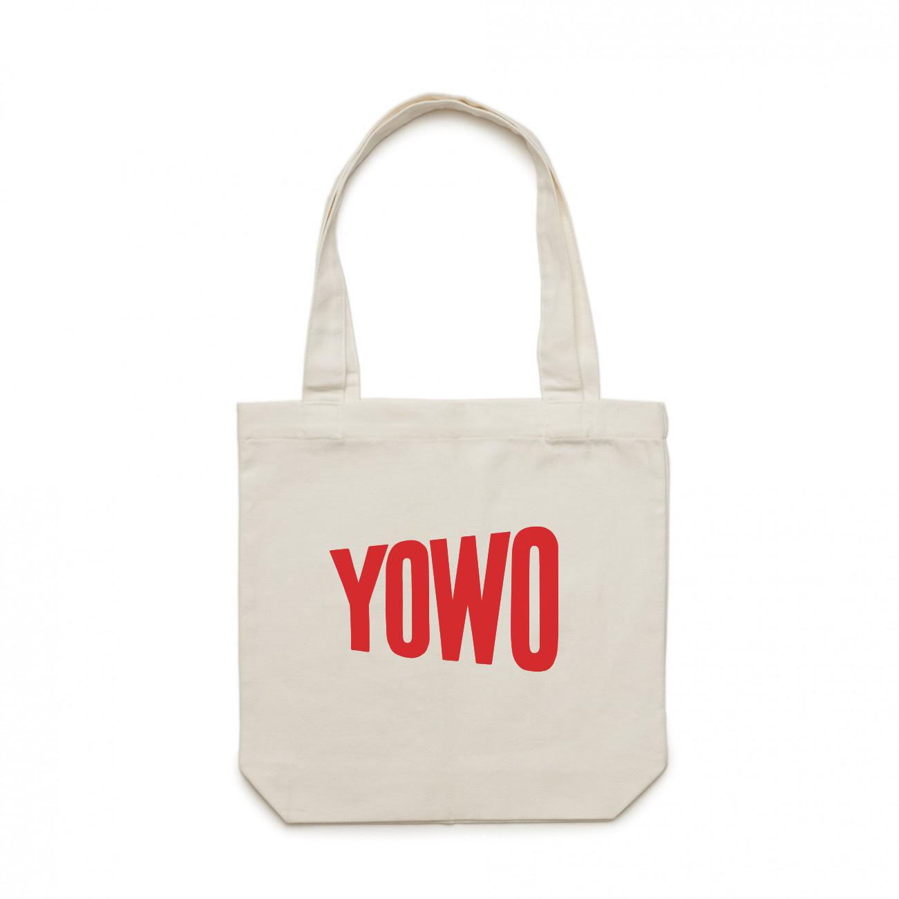 BUY YoWo Tote - $20