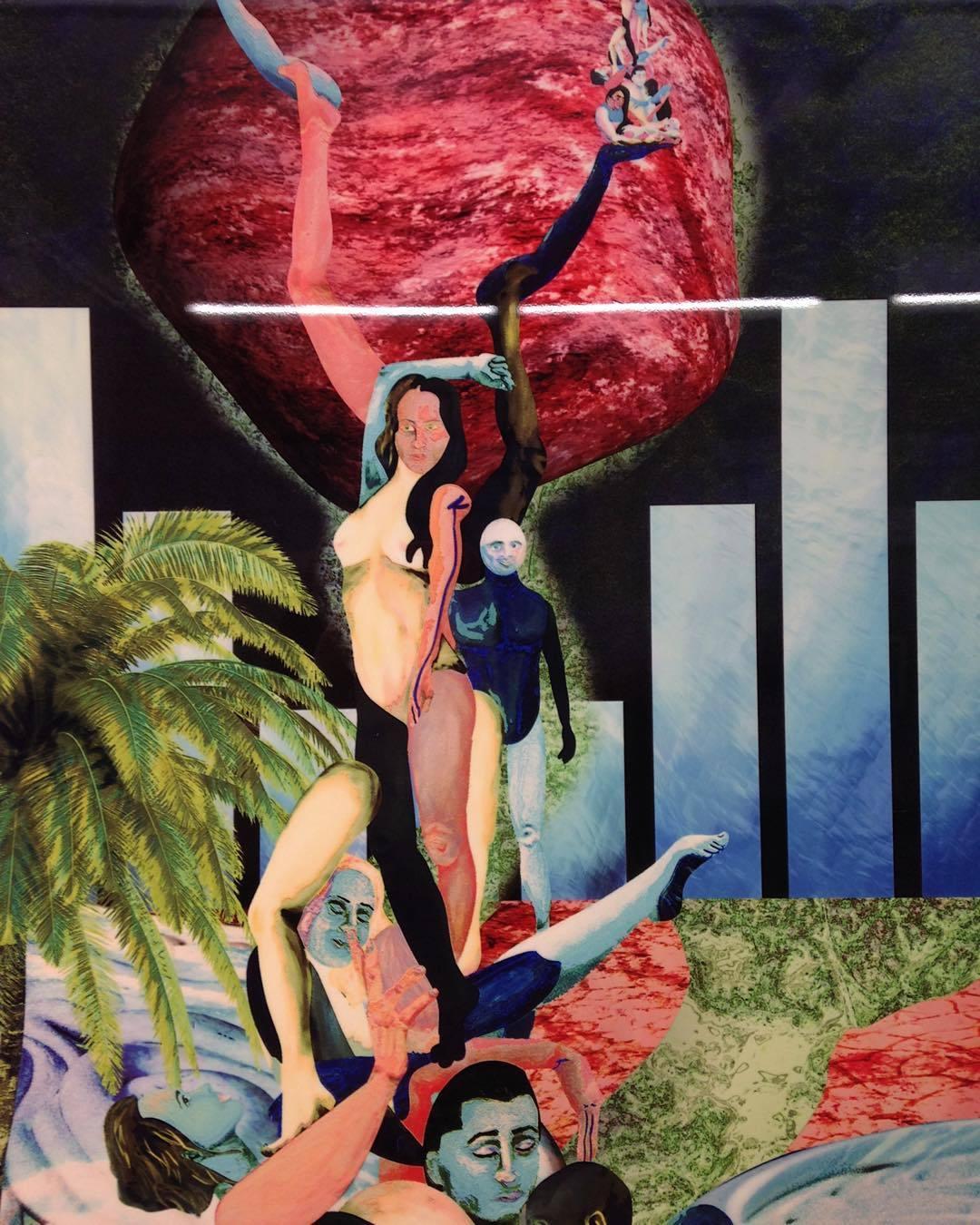 'The Reach' by Andy Pestontnik #artbeacondsm by artbeacondsm  http://ift.tt/1Th5LGX