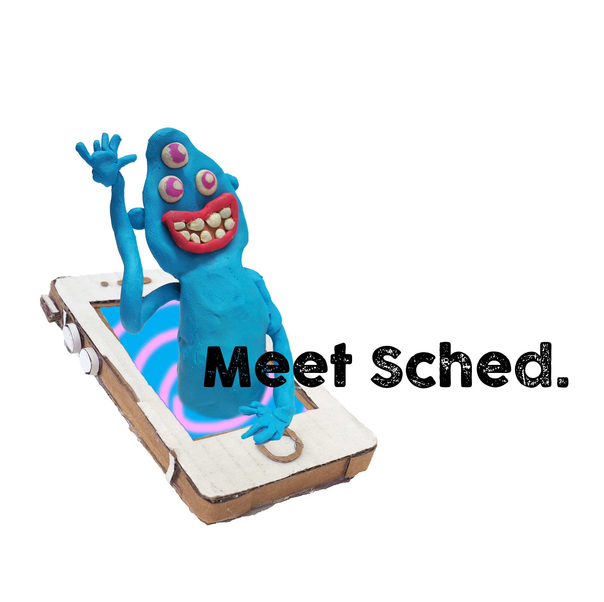 Sched is so much more than a muppet for your iPhone.