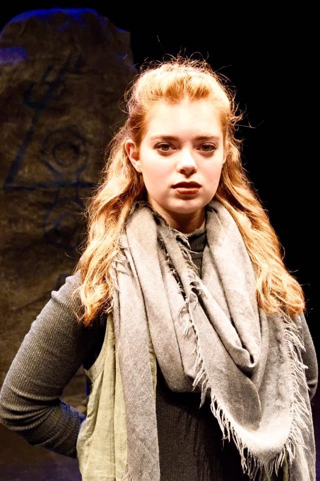Thane of Ross/Lady Macduff in  Macbeth   (April 2016)