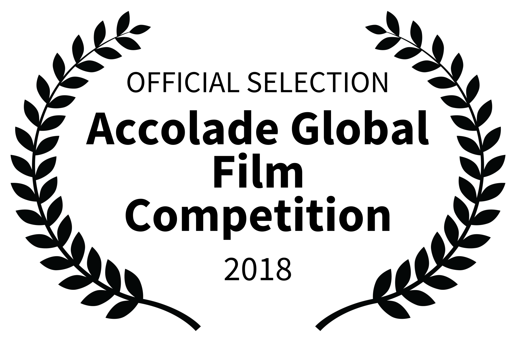 OFFICIAL SELECTION - Accolade Global Film Competition - 2018.png