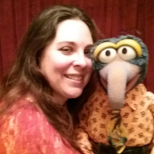 With Gonzo, whose ongoing celebration of uniqueness began in 1970.