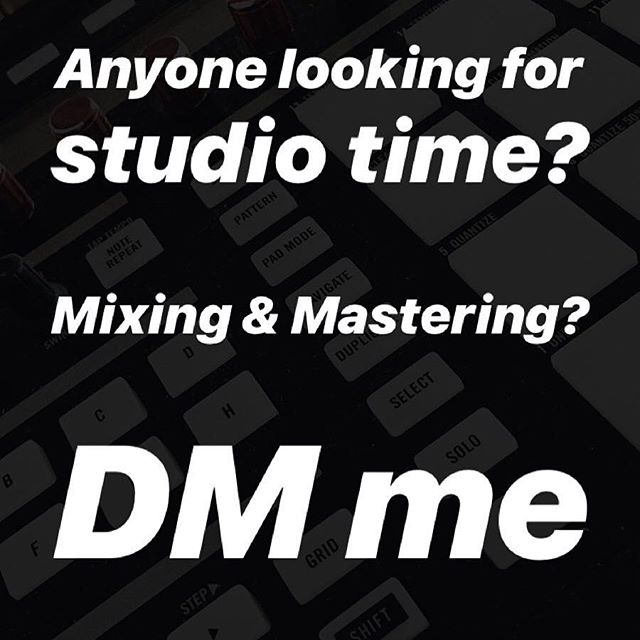 For those that don't know, we opened a studio in February. If you or someone you know is looking for studio time or have a song that they need mixed and mastered, tag them or DM me 🔊🔊🔊🔊🔊🔊🔊🔊 - - - - #thelabstudios #torontorecordingstudio #torontostudio #mixingandmastering #musicproduction #toronto