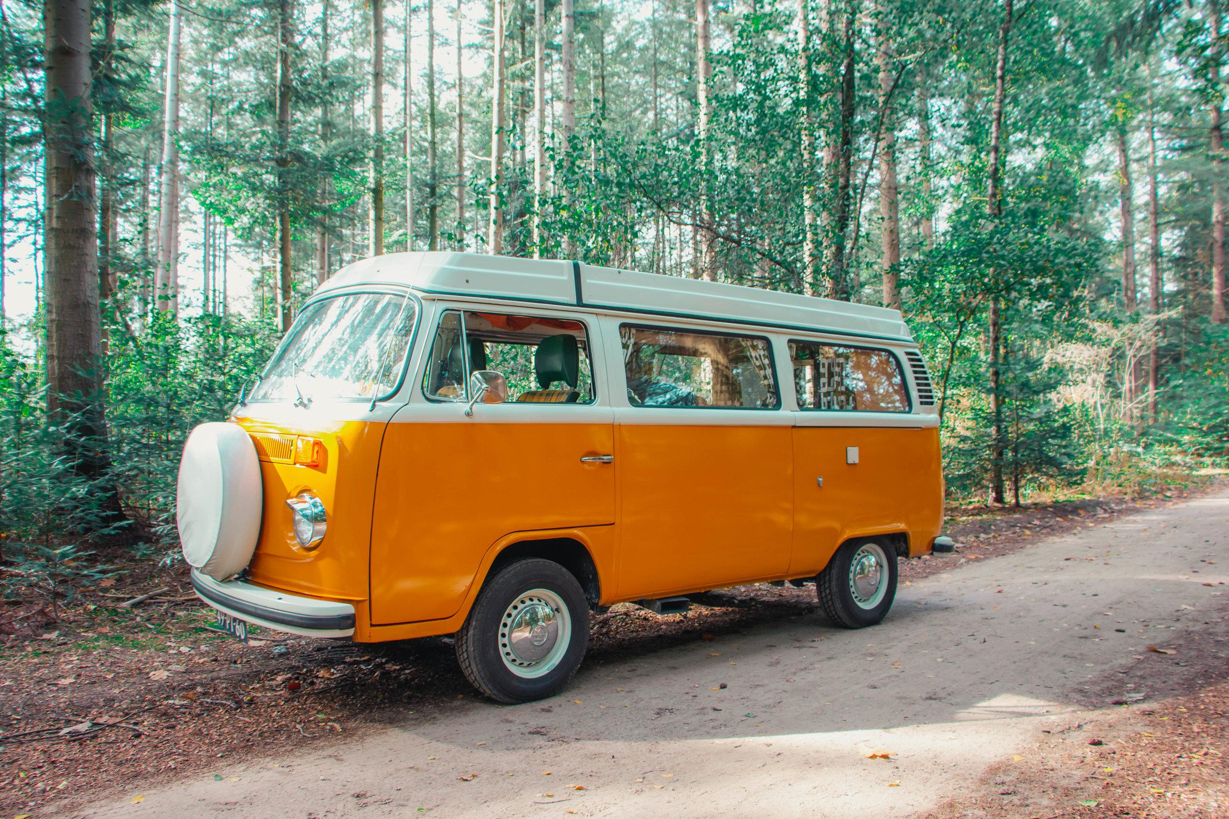 VW Camper - Van life for a weekend