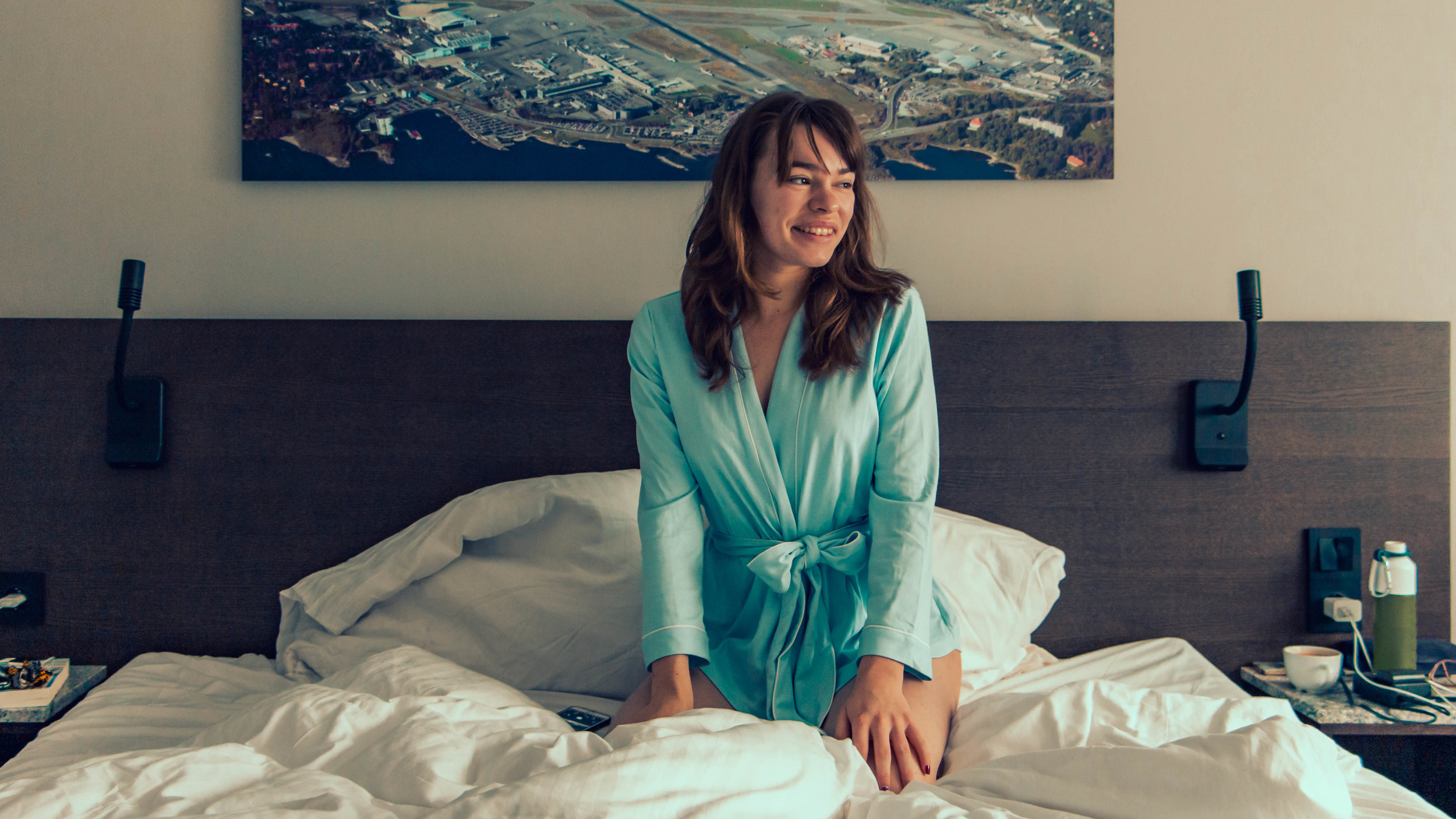 Sustainable lounge wear - By Slow Nature