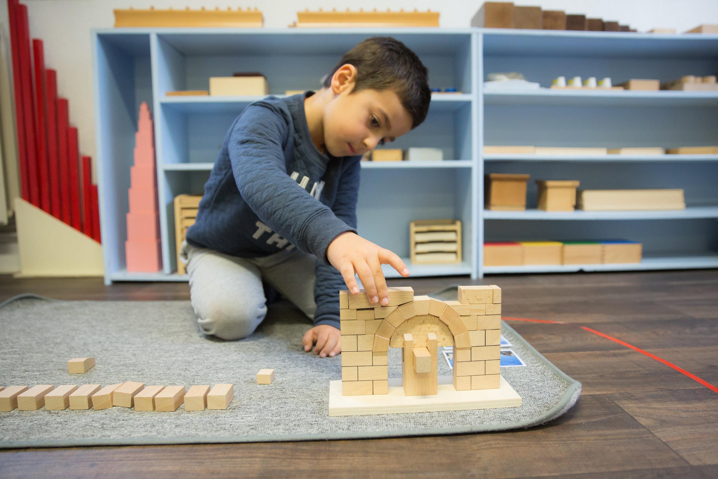 Kindergarten Montessori Paris