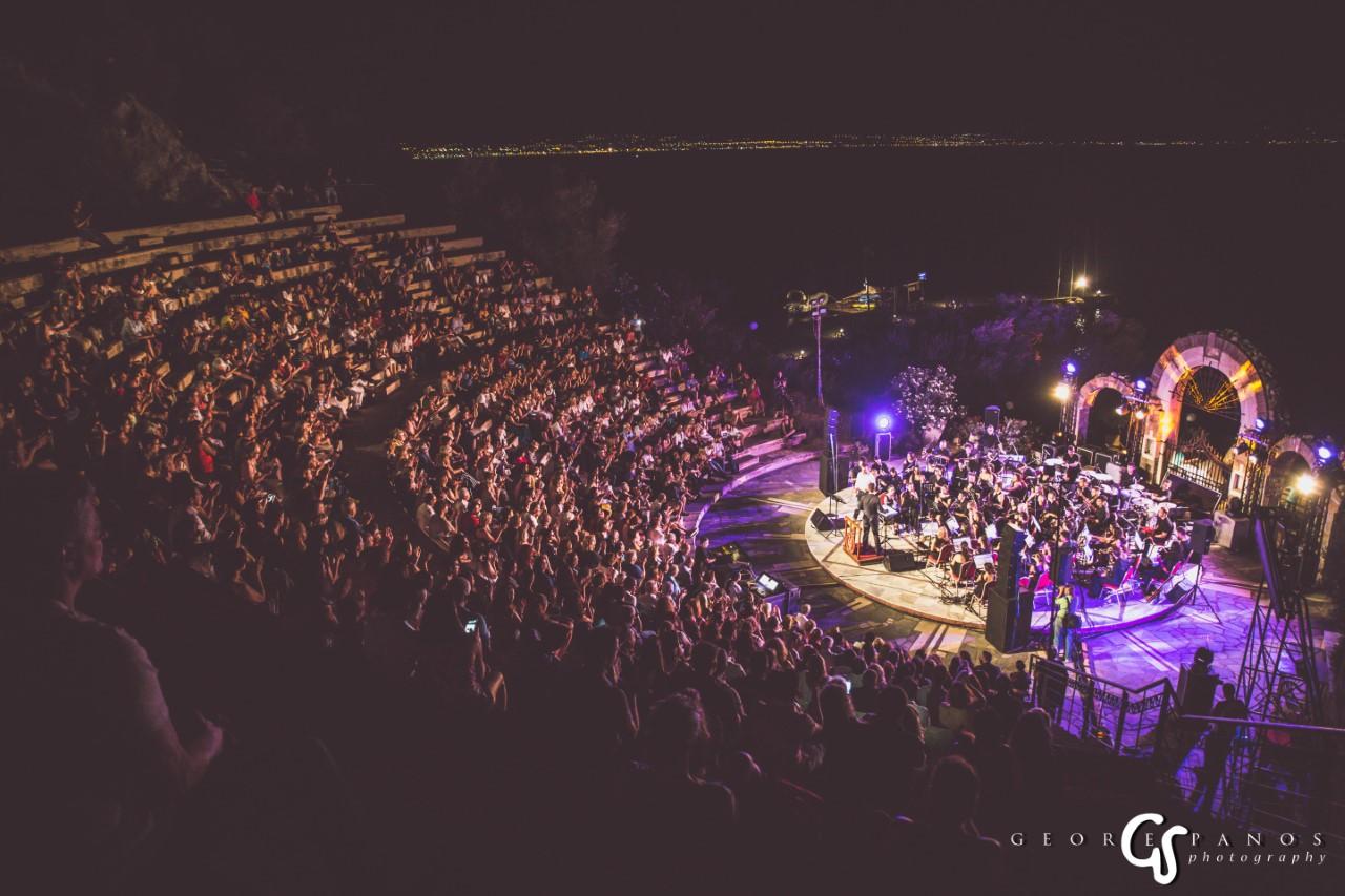 Loutraki Festival, Greece, 2018.
