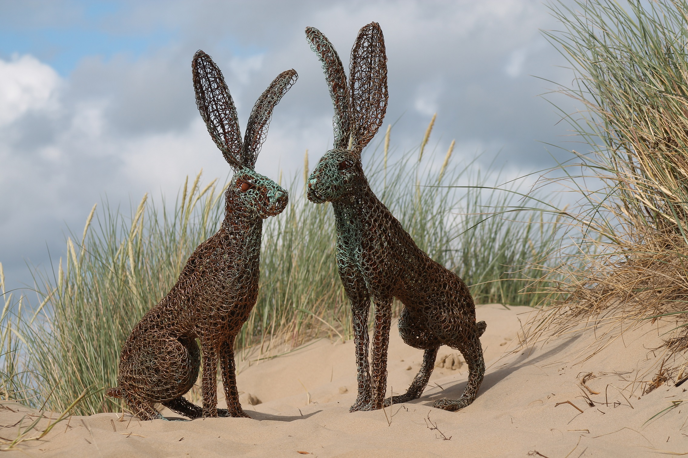 kissing hares together 2.jpg