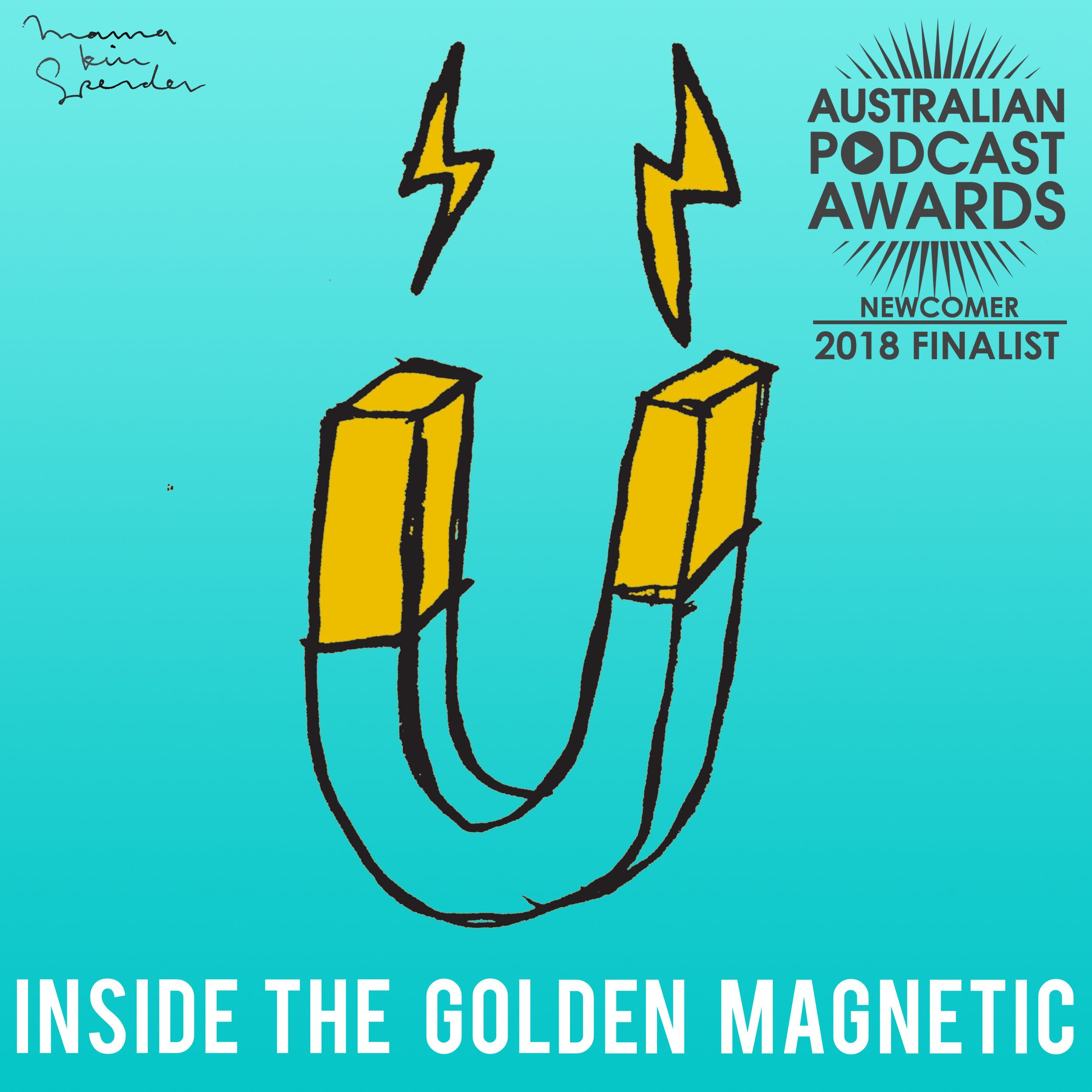 INSIDE THE GOLDEN MAGNETIC - ENGINEERED · PRODUCED · MIXED · MANAGED