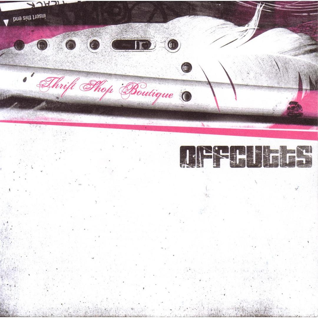 Thrift Shop Boutique - Offcutts L.P   Released 2006 · Rubber Records / SONY ATV