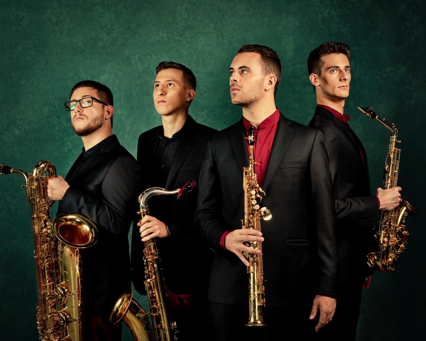 Kebyart Ensemble   Quartet de saxòfons nascut a Barcelona