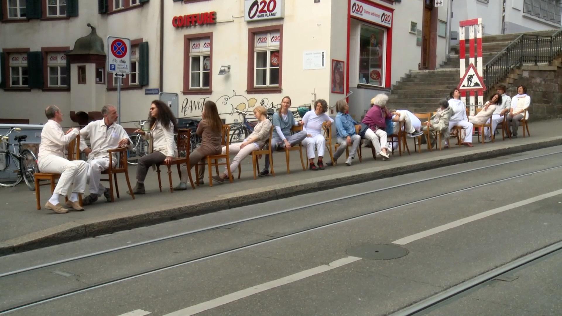 Perfomers at Kohlenberg