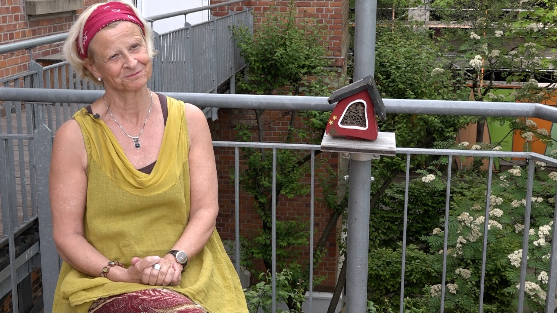 Petra Eischeid (the institutionleader)