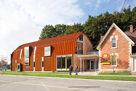 Native Child and Family Life Centre in Scarborough
