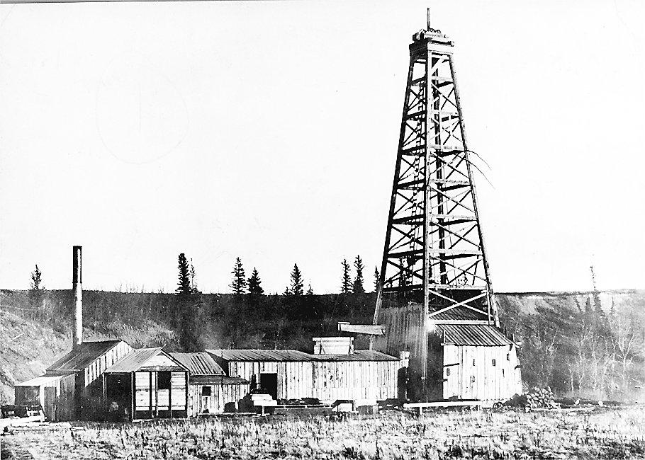 Dingman No. 1, Turner Valley