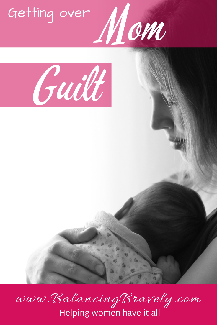 inspiration to get over mom guilt by practicing better self-care