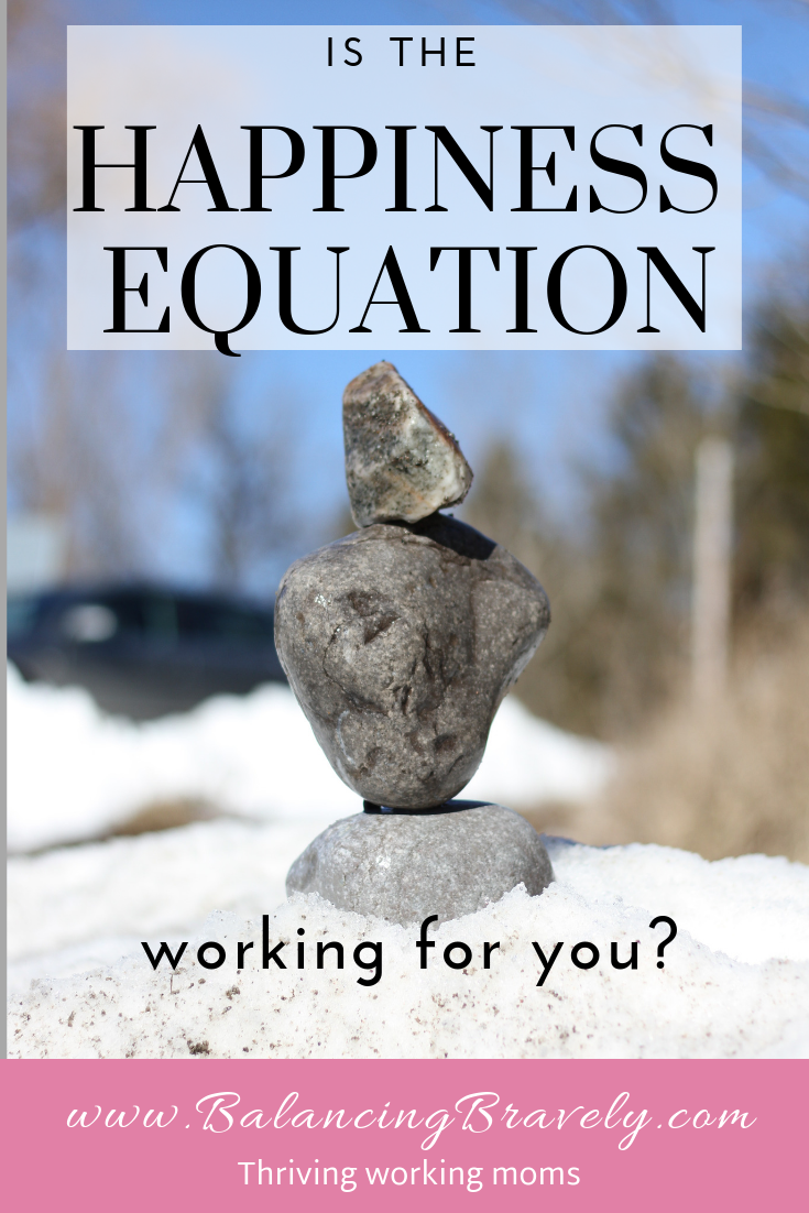 is the happiness equation working for you