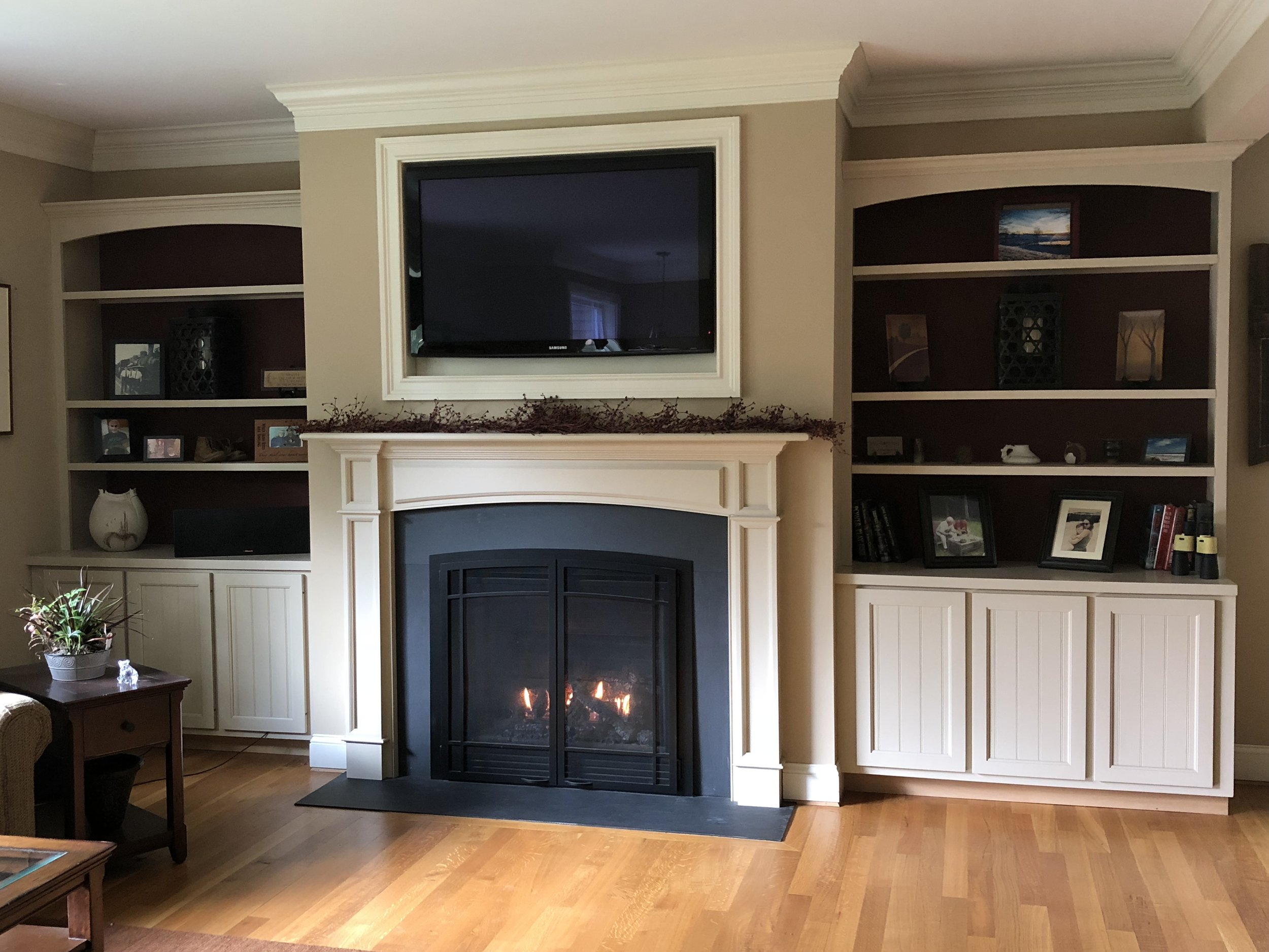 Murphy's Building & Remodeling Built Ins