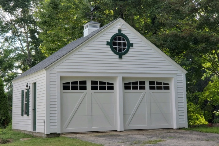 GARAGES    LEARN MORE