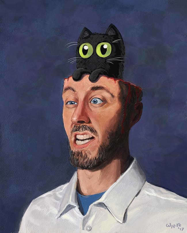 Cat Brained