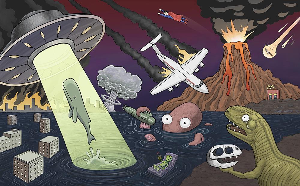 Apocalypse: Let's Go!