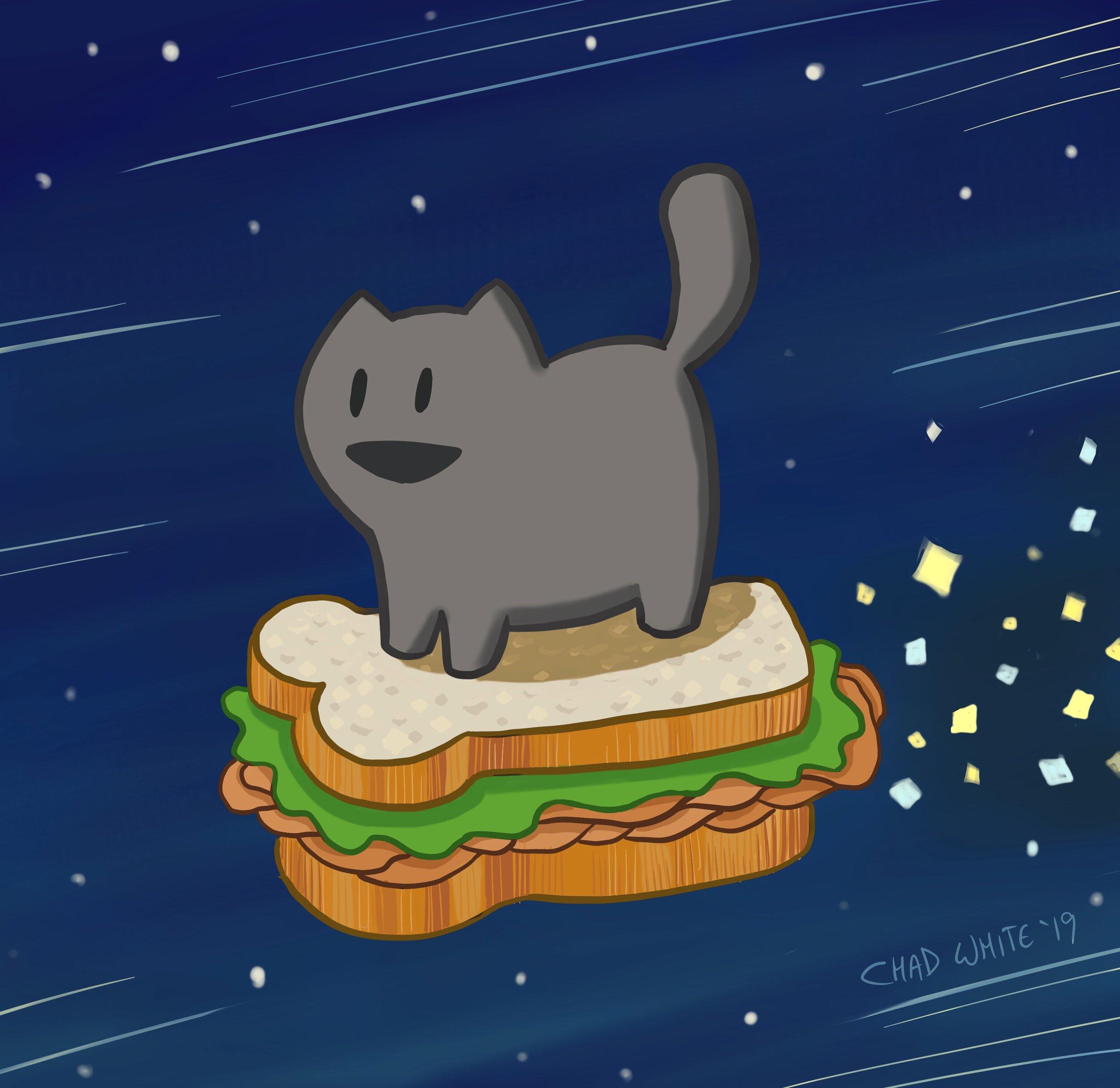 Magic Sandwich Ride