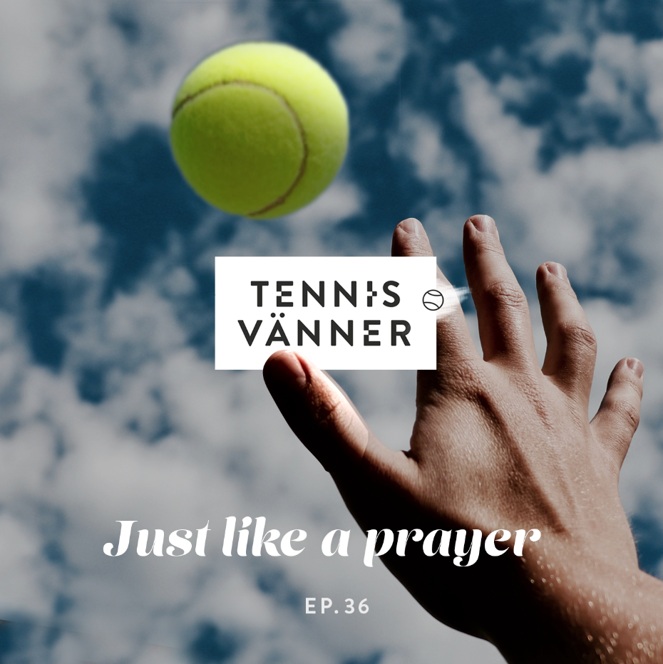 Avsnitt 36. Just like a prayer - Tryck Play/Listen in browser på ljudfilen nedan