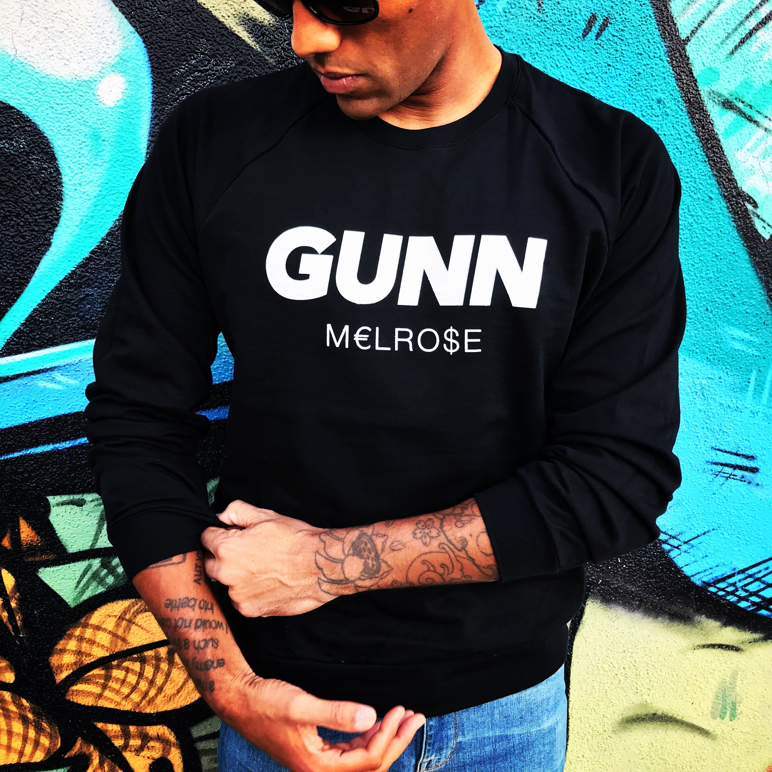 GUNN x MELROSE