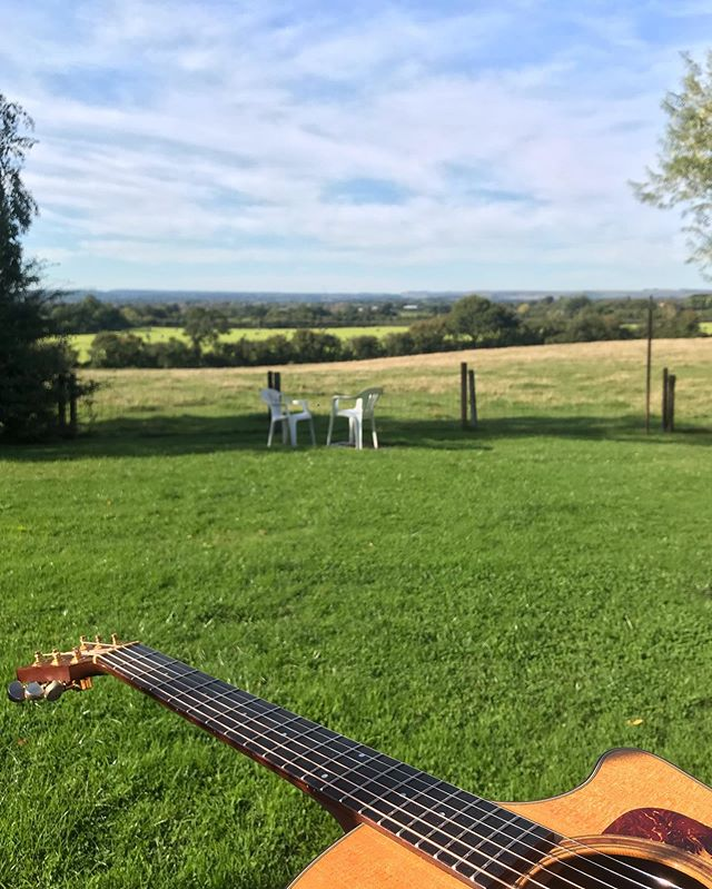 Such a perfect day.  #songwriting #sunshine #country #dorset