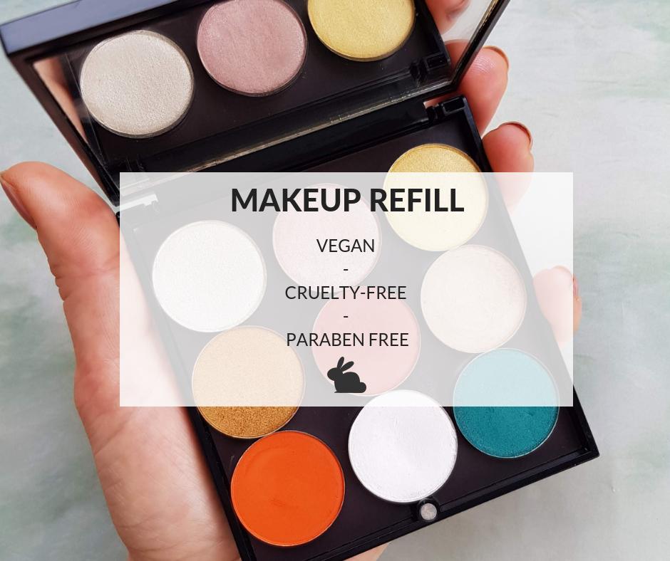 More Palette - Vegan makeup