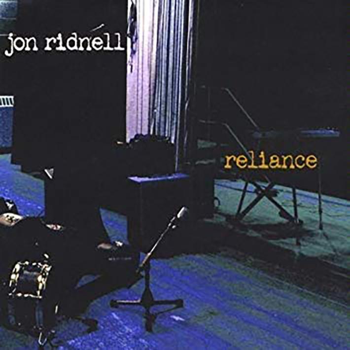 JON RIDNELL RELIANCE 2009