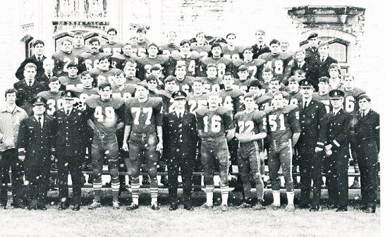 1976/77 team