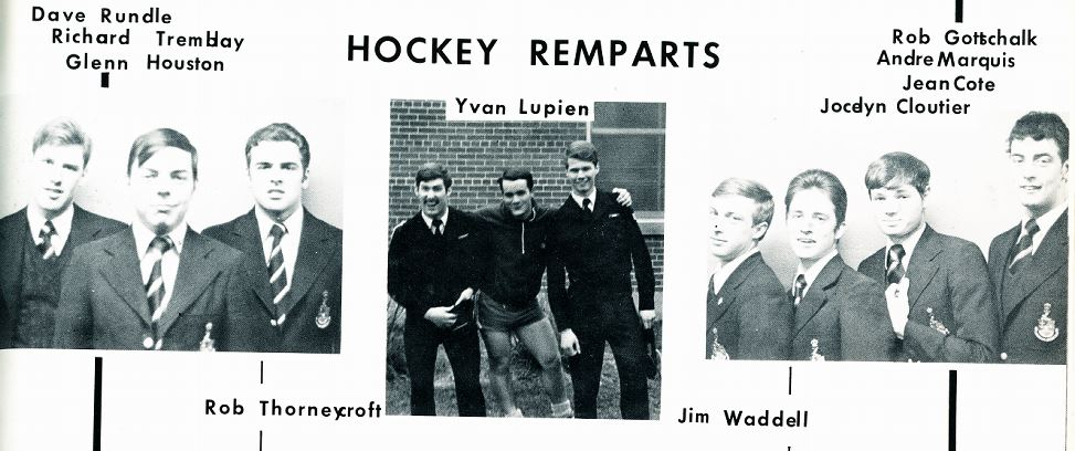 1978/1979 cmr team