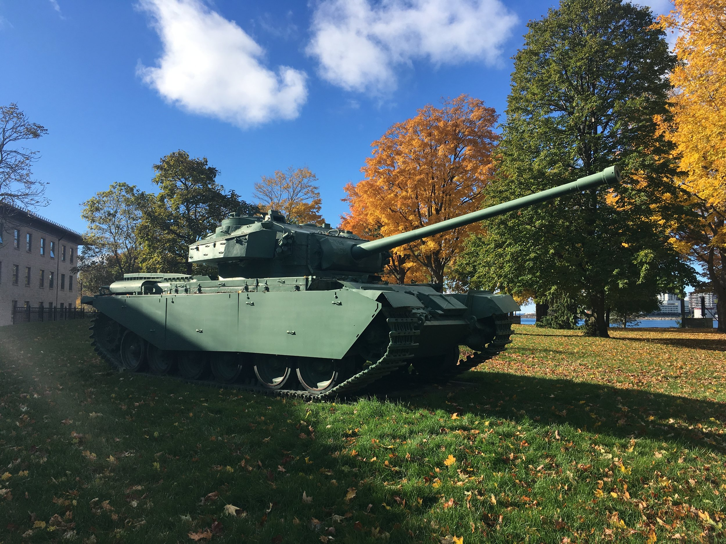 Falaise tank Gift of Class of 1979.JPG