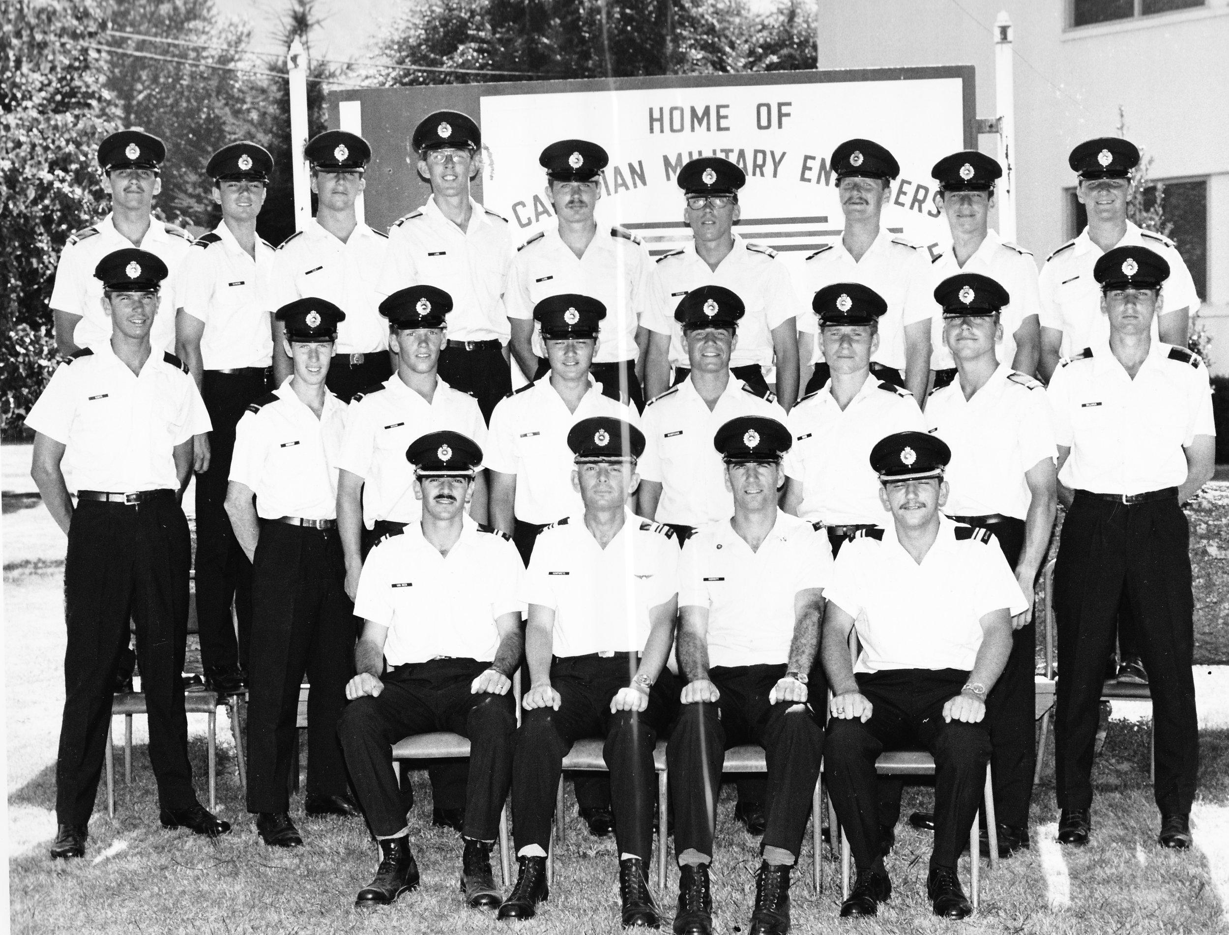 on summer training - mile phase 11 - 1977