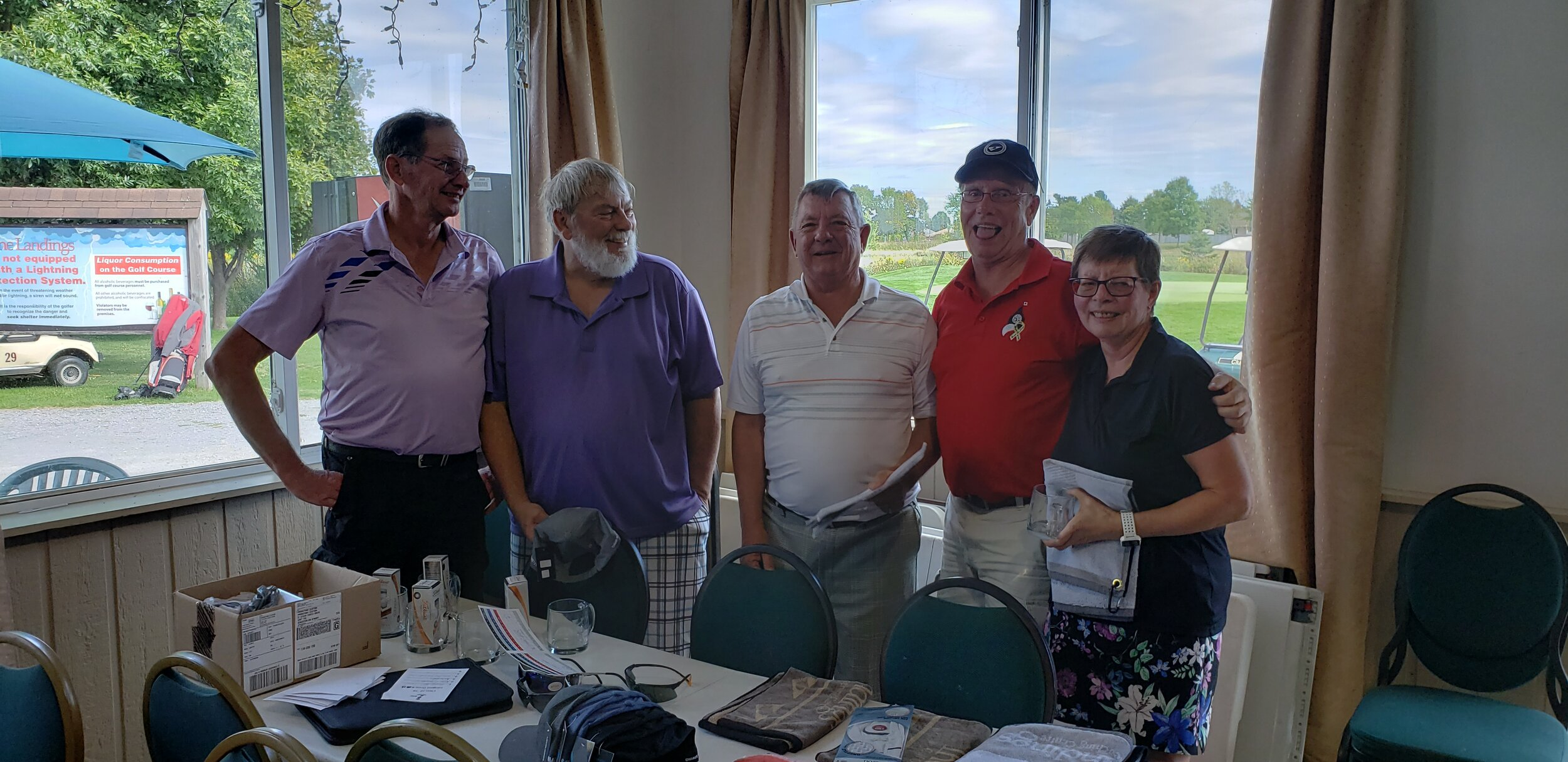 second - bob fehr, bob hills, and john and sue roeterink … and larry
