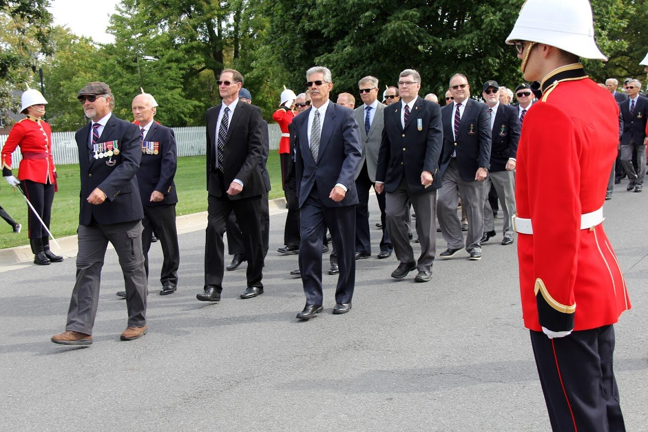 Arch March to Arch Cadet Honour Guard.jpg