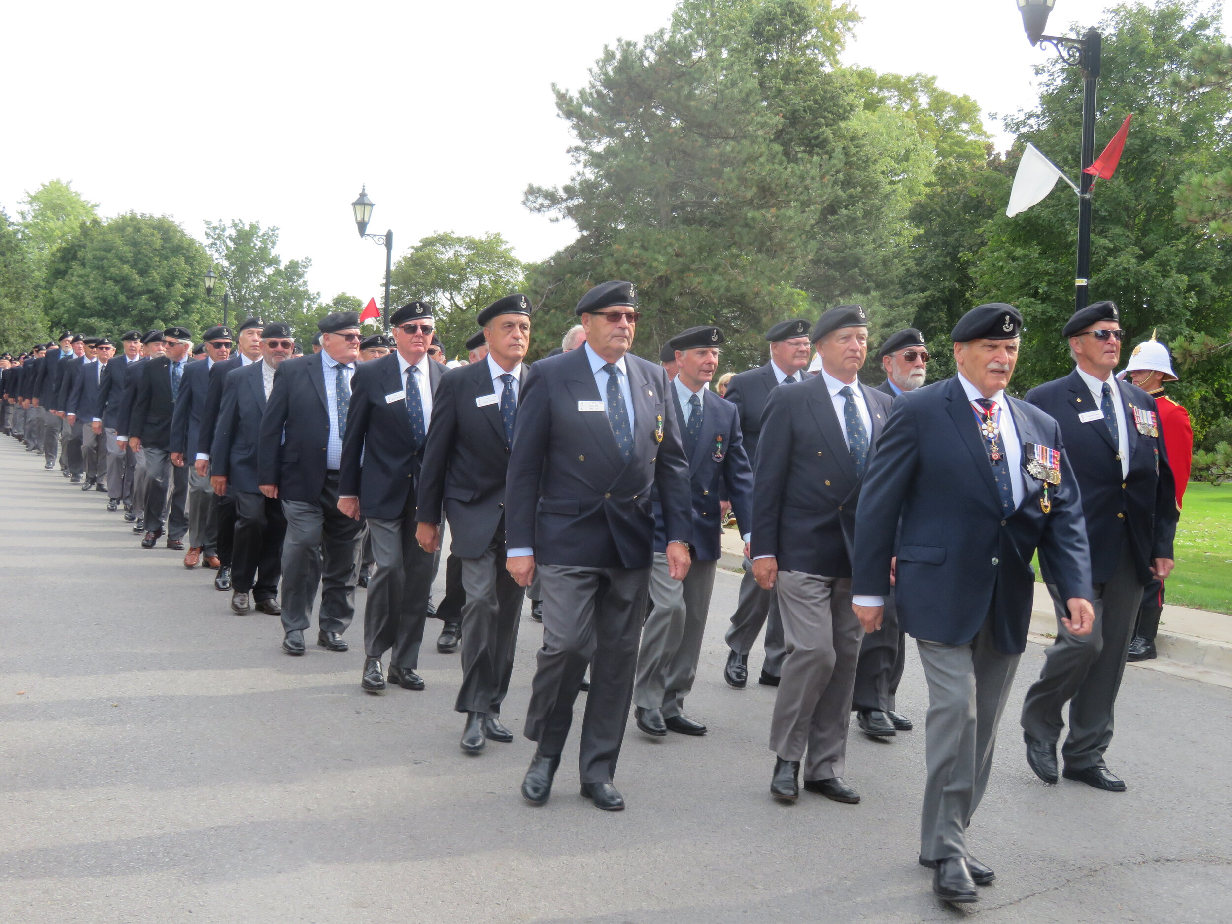 old brigaders - class of 69 with lgen (retd) romeo dallaire