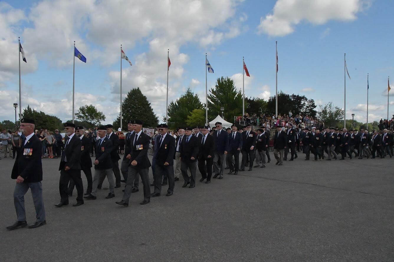 CMR 40th Parade Old Brigade Marching.jpg