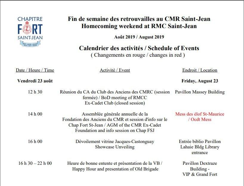CMR 40th Schedule Pg 1.JPG
