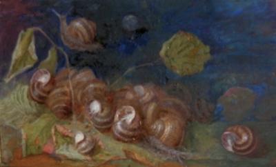 Lumache (Snails) - collezione Presti-Russell