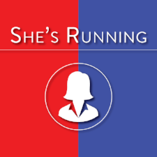 PODCAST: She's Running  - a podcast featuring interviews with women who are running for office. Since the 2016 Presidential election, thousands of people have been inspired, each by their own reasons, to become more active in the political process.  Building on these movements, women all over the country have begun or are planning their run for office.  his podcast is interviews with some of the women who have already started their campaigns about what inspired them to take the leap, the process of running for office, and the challenges they've been facing.