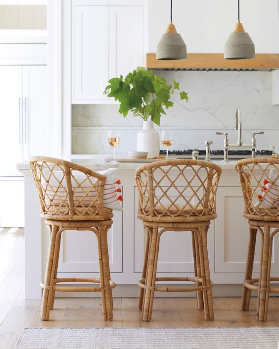 Best Barstools And Counter Height Stools For Kitchen Islands Br