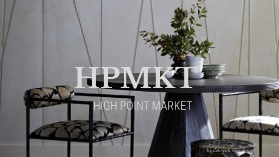 HPMKT  Next month, I am heading to High Point Market! While I have been attended the world's largest furnishings market for a few visits now, I never tire of the pilgrimage to home fashion week in HIgh Point, North Carolina. I'm starting to get excited as I plan my agenda with new collections, new lines, and the parties of course. #hpmkt #interiordesign #interiordesigntrends #tothetrade