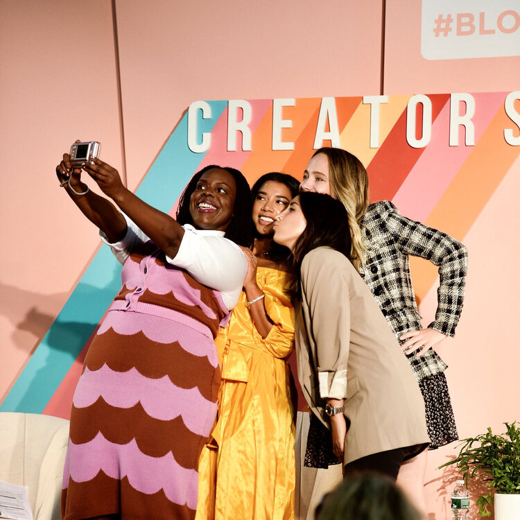 blogher conference selfie conferences to attend for bloggers .jpg