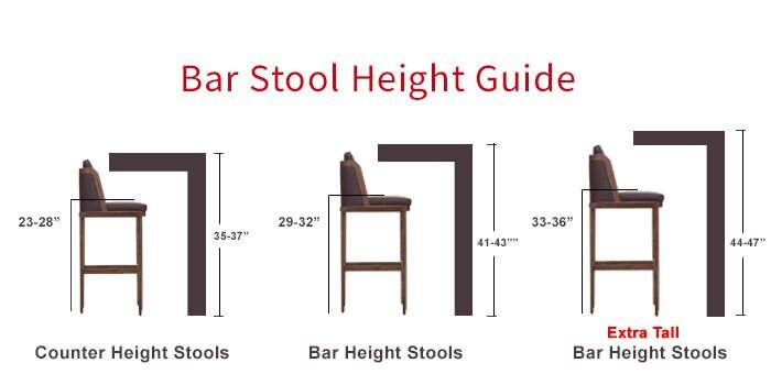 Best Barstools And Counter Height Stools For Kitchen Islands Br Dvd Interior Design Custom Cabinetry Llc Is A Greenwich Ct Based Firm Luxury - What Size Stool For 36 High Table