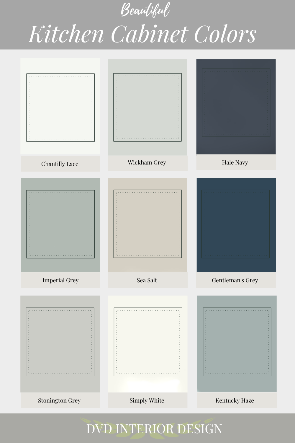 Our No Fail Paint Colors For Kitchen Cabinets That You Ll Love Dvd Interior Design